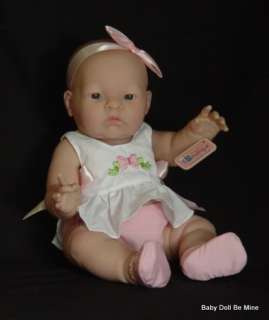NIB Berenguer New 2010 14 Baby Lily Real Girl