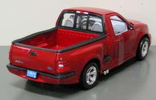 Ford F 150 SVT Lightning Diecast Model Truck Car   Maisto   121 Scale