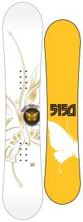 On Sale 5150 Amethyst Snowboard 154 Womens 4   Snowboards