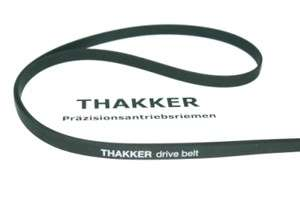 Original Thakker Drive Belt for Dual CS 5000 / CS5000 Turntable