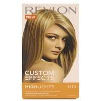 Revlon Custom Effects Hair Highlights Champagne Hair Color   Kit