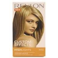 Revlon Custom Effects Hair Highlights Champagne Hair Color   Kit