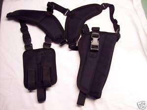 SHOULDER HOLSTER S&W 22A Ruger 22/45 w/ Scope 7 barrel