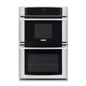 Microwave Combination Wall Oven, Convection, Stainless Kitchen