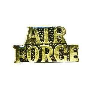 Wholesale Lot of 12 Air Force Hat Lapel Pins T027