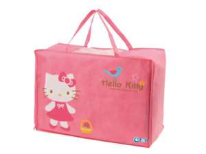 New Hello Kitty Blanket Clothes Storage Bag