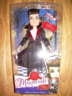 BRATZ BOYZ Masquerade Boy Doll PENN Vampire Halloween