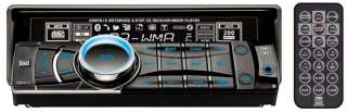 NEW DUAL XDM7615 CAR STEREO RECEIVER RADIO CD AUX IPOD IPHONE FLIP OUT