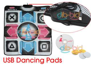 New Non Slip Dancing Step Dance Mat Mats Pads To Pc Usb on Rumba Dance Diagram