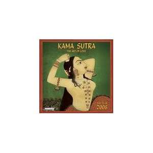 Kama Sutra 2008 Wall Calendar   Art Calendars