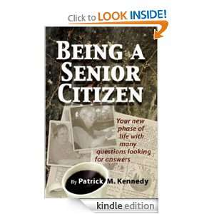 Being A Senior Citizen: Your new phase of life with many questions