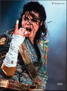 WOW MICHAEL JACKSON JAM JACKET WITH GOLD SASH&BELT