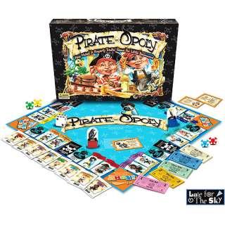 Board Game, Adventure Board Game, Pirate Board Game, Family Board Game