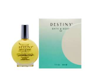 DESTINY Perfume for Women by Marilyn Miglin, BATH & BODY OIL 1.0 oz