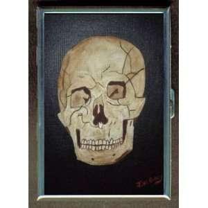 JOHN WAYNE GACY SKULL ID CIGARETTE CASE WALLET: Everything