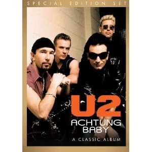 Edition Bono, The Edge, Larry Mullen, Adam Clatyon, n/a Movies & TV