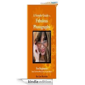 To Fabulous Photography: Rex Lee Reynolds:  Kindle Store