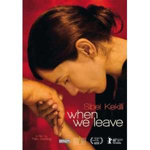 We Leave Poster Movie B 11 x 17 Inches   28cm x 44cm Sibel Kekilli