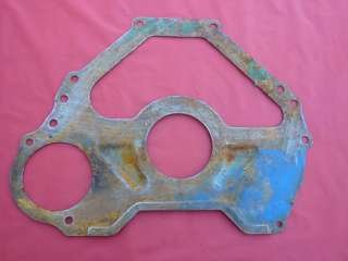 351 Cleveland Engine Block Plate for C 6 or FMX Automatic Transmission