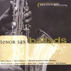 Jazz Collections Tenor Sax Ballads, Various Artists   Vocal Jazz