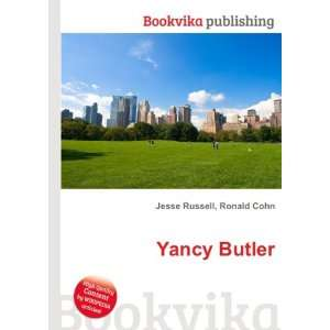 Yancy Butler: Ronald Cohn Jesse Russell: Books