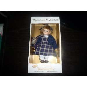 Petite Porcelain Doll Signature Collection Dolls of the World Limited