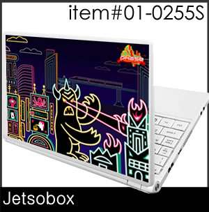 10 Laptop Skin Laptop Cover Netbook Sticker Decal DJ
