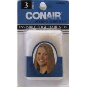Conair Hair Net Light, 3 Count (6 Pack) Health & Personal