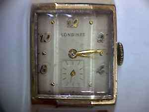Longines Wittnauer 10K Gold Filled 9L 17 Jewels Watch