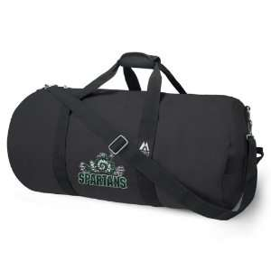 State Peace Frog Duffel Bag Official NCAA Logo MSU Peace Frogs