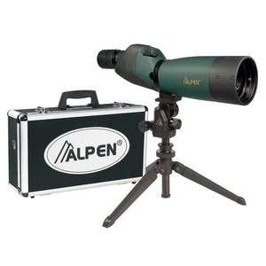 Alpen Outdoor 20 60x80 Waterproof Spotting Scope Kit Hunting