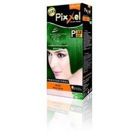 Hair COLOR Permanen Hair Cream Dye Spring Green M24 |