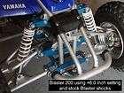 Honda TRX90 to 400EX Rear Wheels Conversion Kit 4x115mm Yamaha bolt
