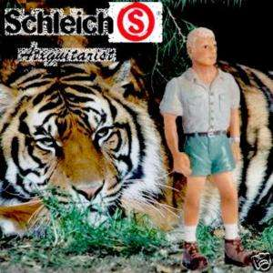 SCHLEICH Wild Life ANIMAL KEEPER People 13443 BRAND NEW