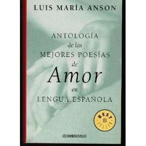 Antologia de las mejores poesias de amor en lengua