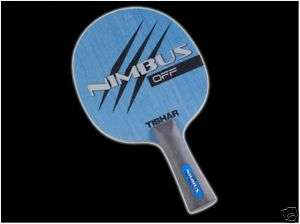 Offensive OFF or Nimbus allround ALL blade table tennis no rubber