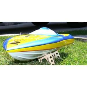 RTR High Speed Radio Remote Control Electric EP RC Racing Speed Boat
