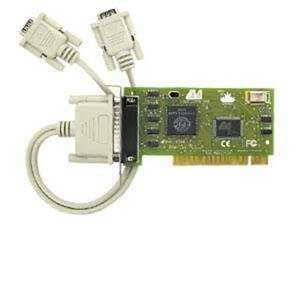 : NEW Dual Serial PCI Low Profile (Controller Cards): Office Products